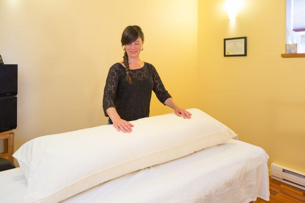 Prenatal and Postnatal Massage Therapy Nanaimo