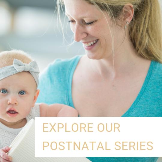 Explore Solace Centre's Postnatal Yoga Series in Nanaimo BC