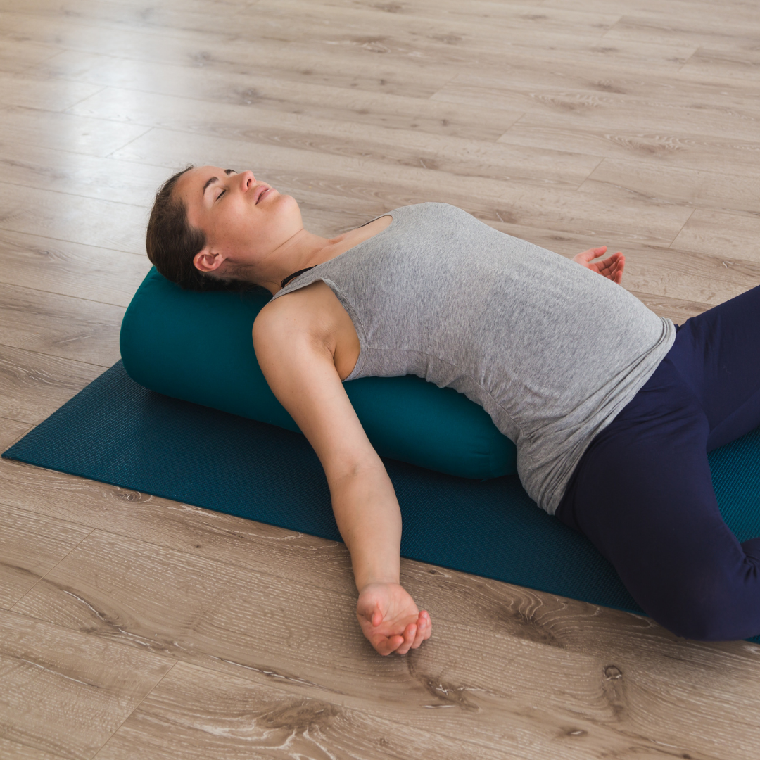 Relax with Restorative Yoga at Solace Centre in Nanaimo BC